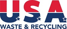 usa waste & recycling logo